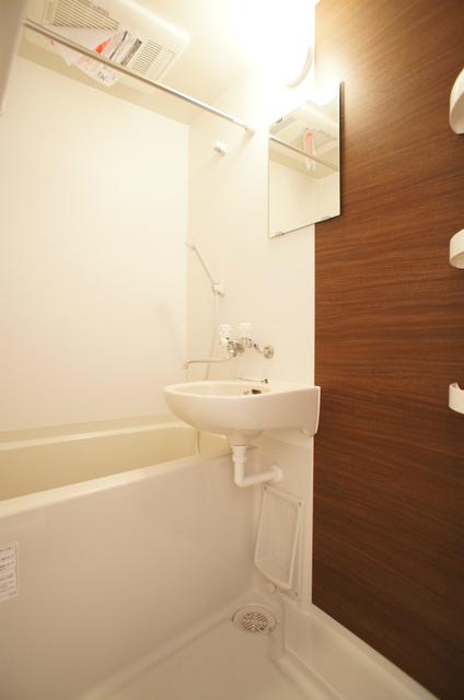 ノーブルヒル踊場 101号室の風呂