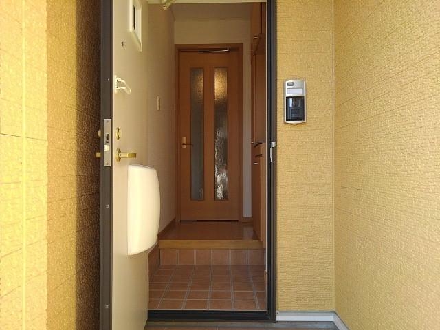 パサ-ジュ B 01030号室の洗面所