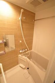 アルバ扇橋 601号室の風呂