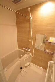 アルバ扇橋 802号室の風呂