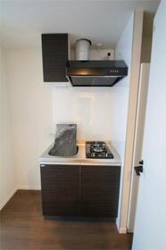 アルバ扇橋 802号室のキッチン