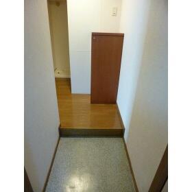 ダイヤモンドレジデンス白河第二 0104号室の玄関