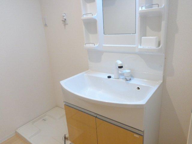 スターライズ 202号室の洗面所