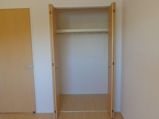 スターライズ 202号室の収納