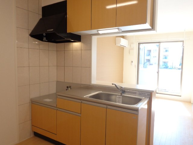 スターライズ 202号室のキッチン