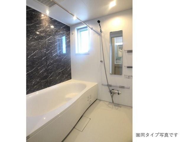 ミルキーウェイB 02040号室の風呂