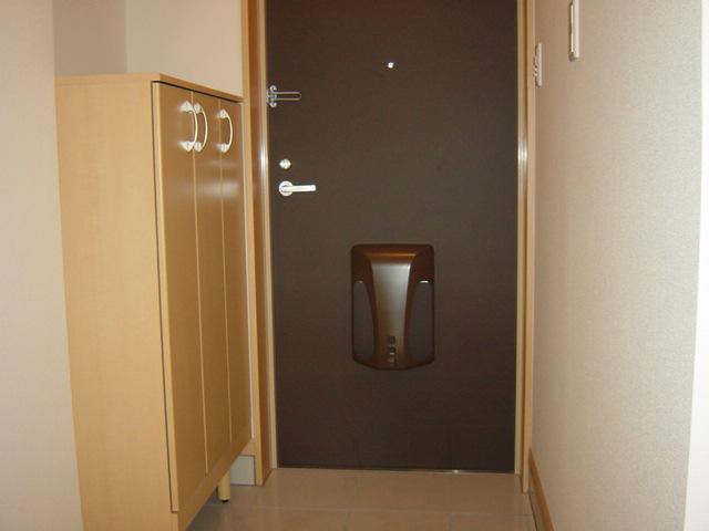 ラ メゾン デ ショコラ 206号室の玄関
