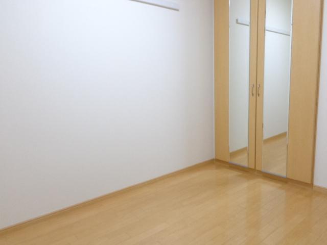 ラ メゾン デ ショコラ 206号室のベッドルーム