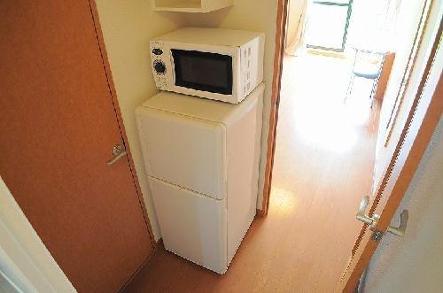レオパレスモイスン 101号室のキッチン