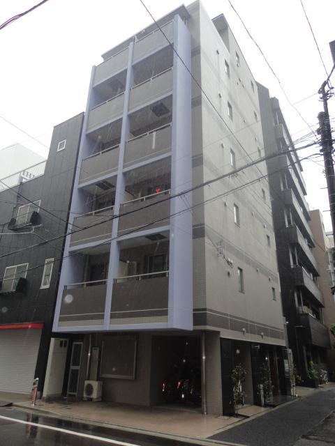 MAISON ASAKUSA G2 301号室の外観