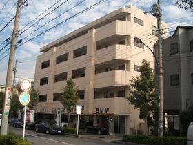 サニーハイツ竹ノ塚の外観