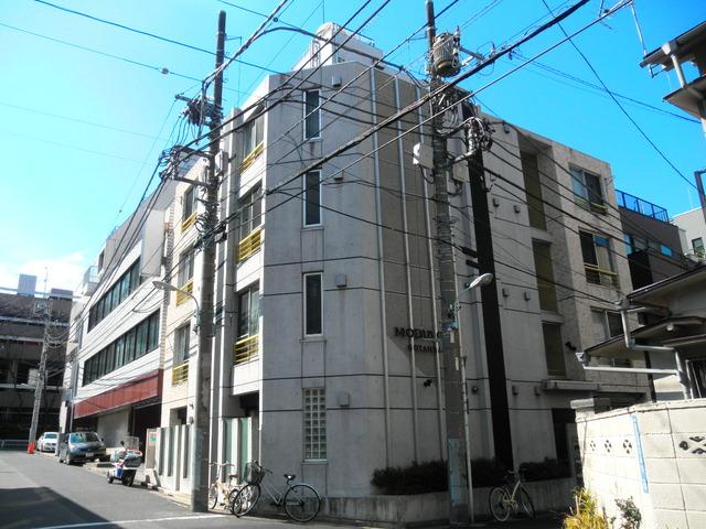 モデュロール五反田外観写真