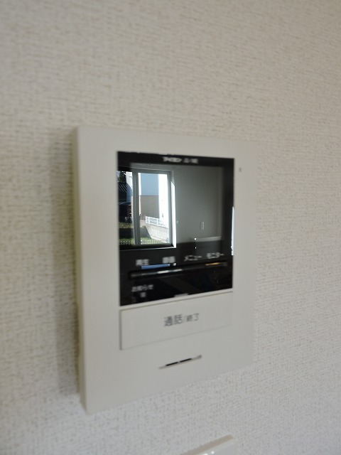 クレール ハピネスA 01020号室のセキュリティ