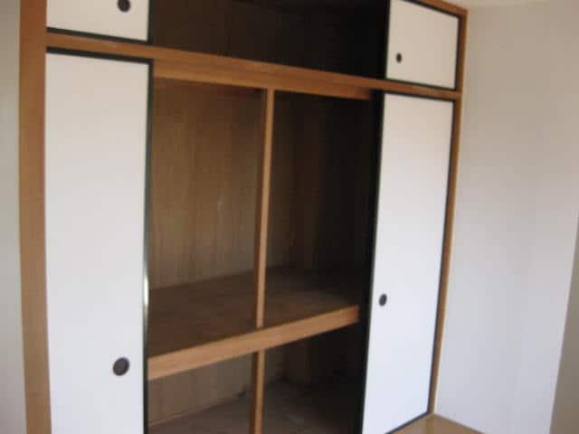 プレステージN 02010号室の洗面所
