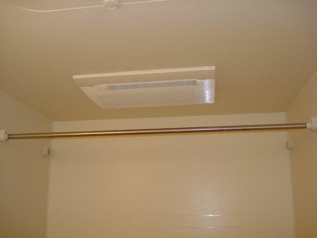 グリーンハイム住吉 201号室の洗面所