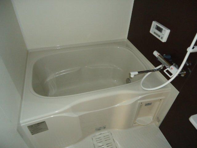 サンステイトゆめみ野 205号室の風呂