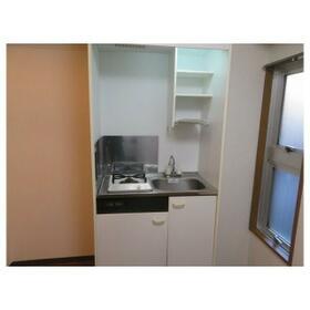 柳橋ビル 0406号室のキッチン