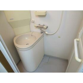 柳橋ビル 0406号室の風呂