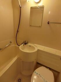 マリーナハウス横浜Ⅱ番館 413号室の風呂