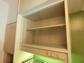 マリーナハウス横浜Ⅱ番館 413号室の設備