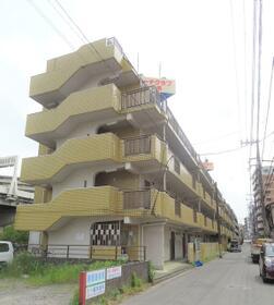 マリーナハウス横浜Ⅱ番館 413号室の外観