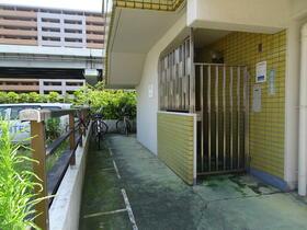 マリーナハウス横浜Ⅱ番館 413号室のその他