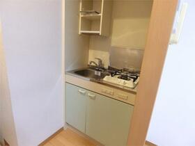 上野イースト 101号室の収納