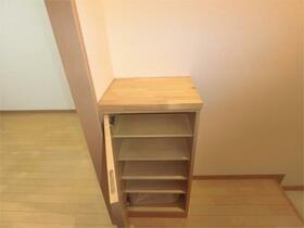 上野イースト 101号室の玄関