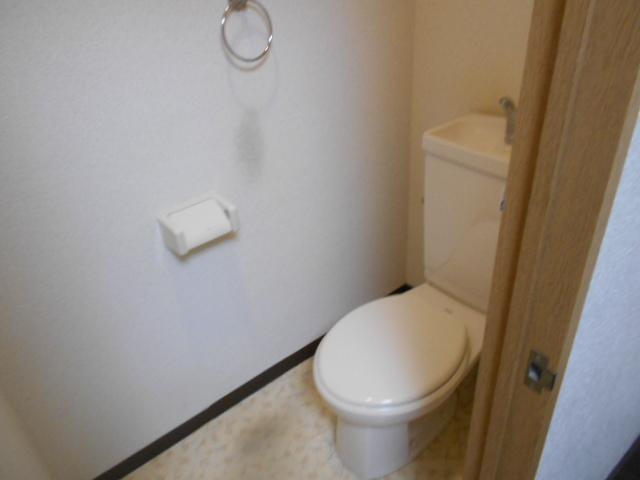 メープルYAMADA 101号室のトイレ