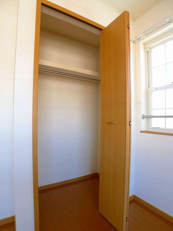 グランパラン A 02010号室の収納