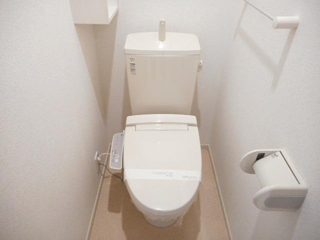 カーサ プラシード 02020号室のトイレ