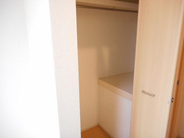 カーサ プラシード 02020号室の収納