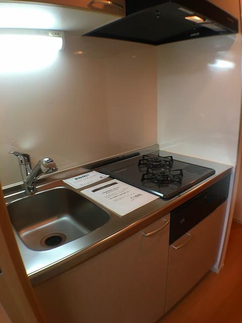 サンベルジュ目黒 03010号室のキッチン