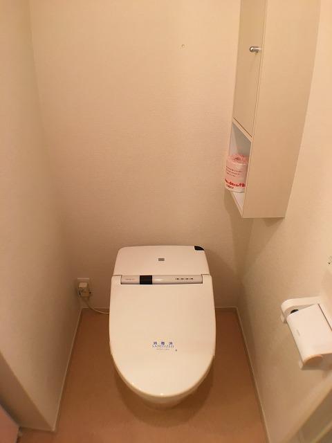 サンベルジュ目黒 03010号室のトイレ