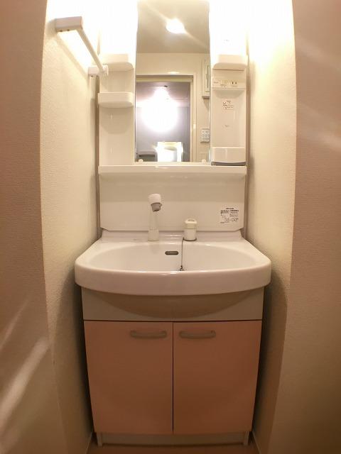 サンベルジュ目黒 03010号室の洗面所