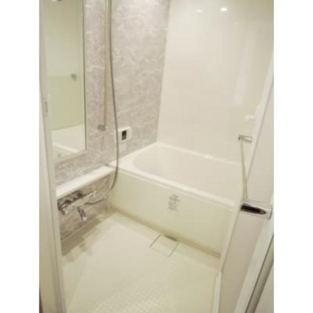 アクセリス渋谷南平台 101号室の風呂