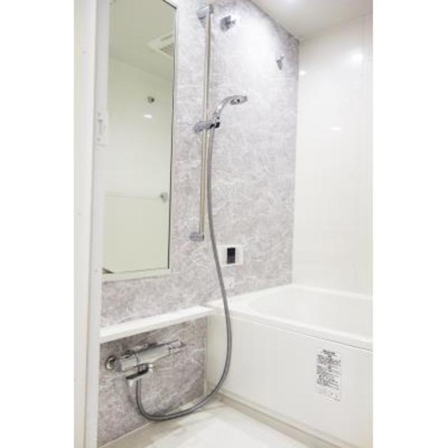 アクセリス渋谷南平台 403号室の風呂