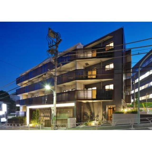 アクセリス渋谷南平台の外観