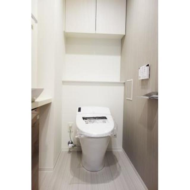 アクセリス渋谷南平台 503号室のトイレ