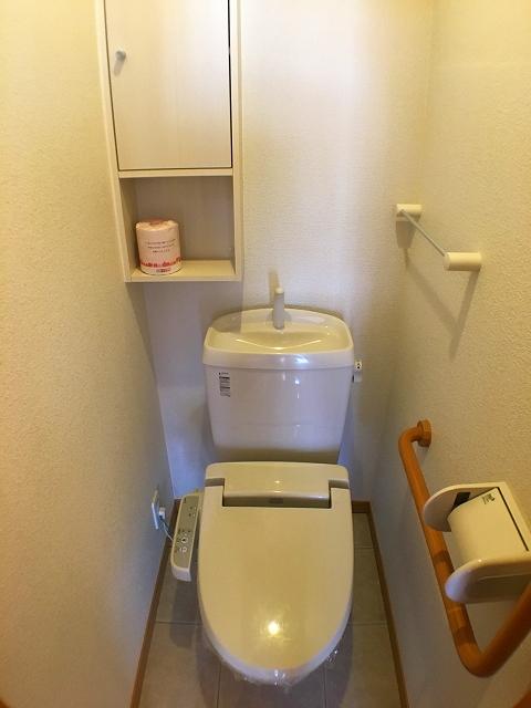 AmareMatumizaka 04020号室のトイレ