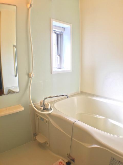 AmareMatumizaka 04020号室の風呂