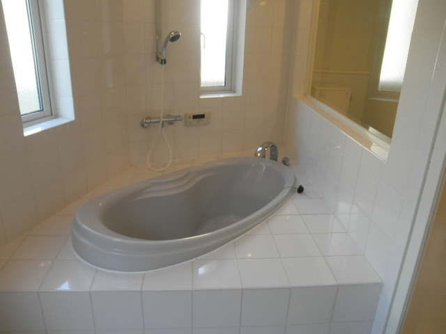 松平ハウスの風呂