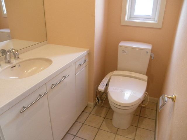 松平ハウスのトイレ
