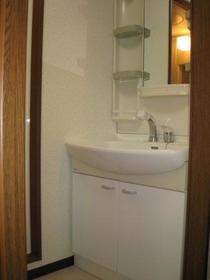 インペリアル花小金井 0302号室の洗面所