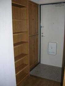 インペリアル花小金井 0302号室の収納
