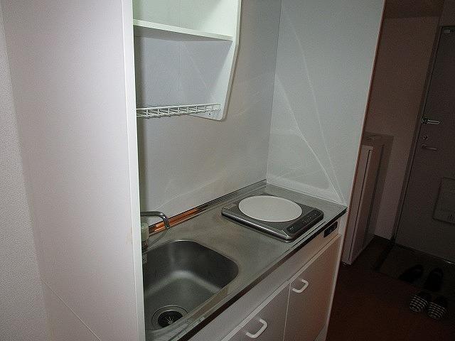 エクレール神代 103号室のキッチン