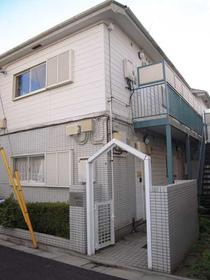 コンチネンタルハイム石神井台 203号室の外観