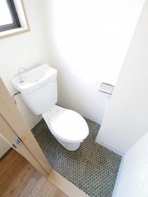 ブリックコーポ 0201号室のトイレ