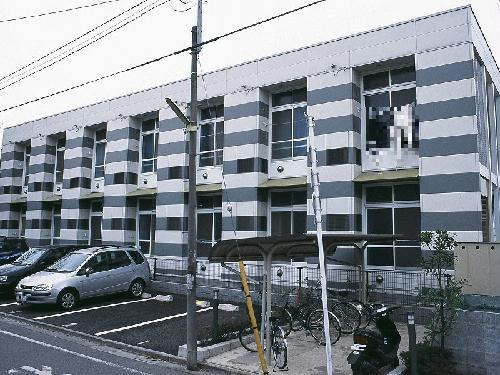 レオパレスサンフローラ 107号室の外観