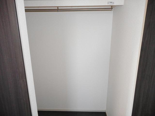 ベルメゾン 02010号室の収納